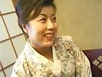 ダイスキ!人妻熟女動画 : 着物の五十路熟女が欲求不満を吹き飛ばす濃厚セックス!