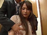 夜のサワコ : 「許してください」 酔いつぶれた夫が、傍で寝てるのに…夫の同僚に嬲られて、声も出せず、快楽に堕ちる新妻 大場ゆい