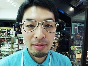 メガネ警察_田中くん