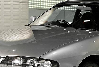 R33実車ウォッシャーノズル
