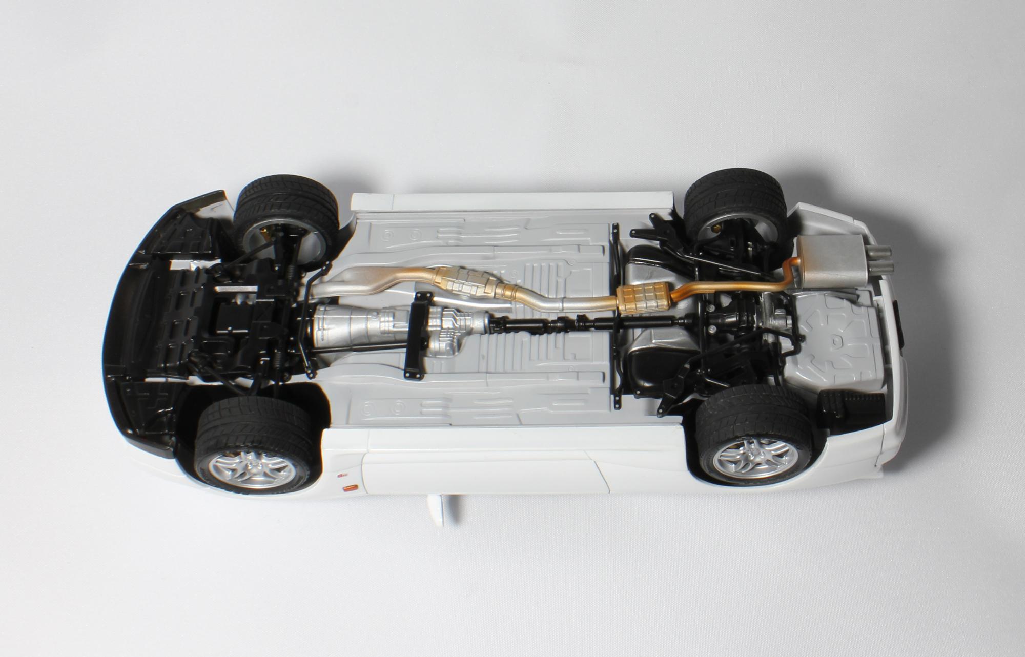R33シャーシ