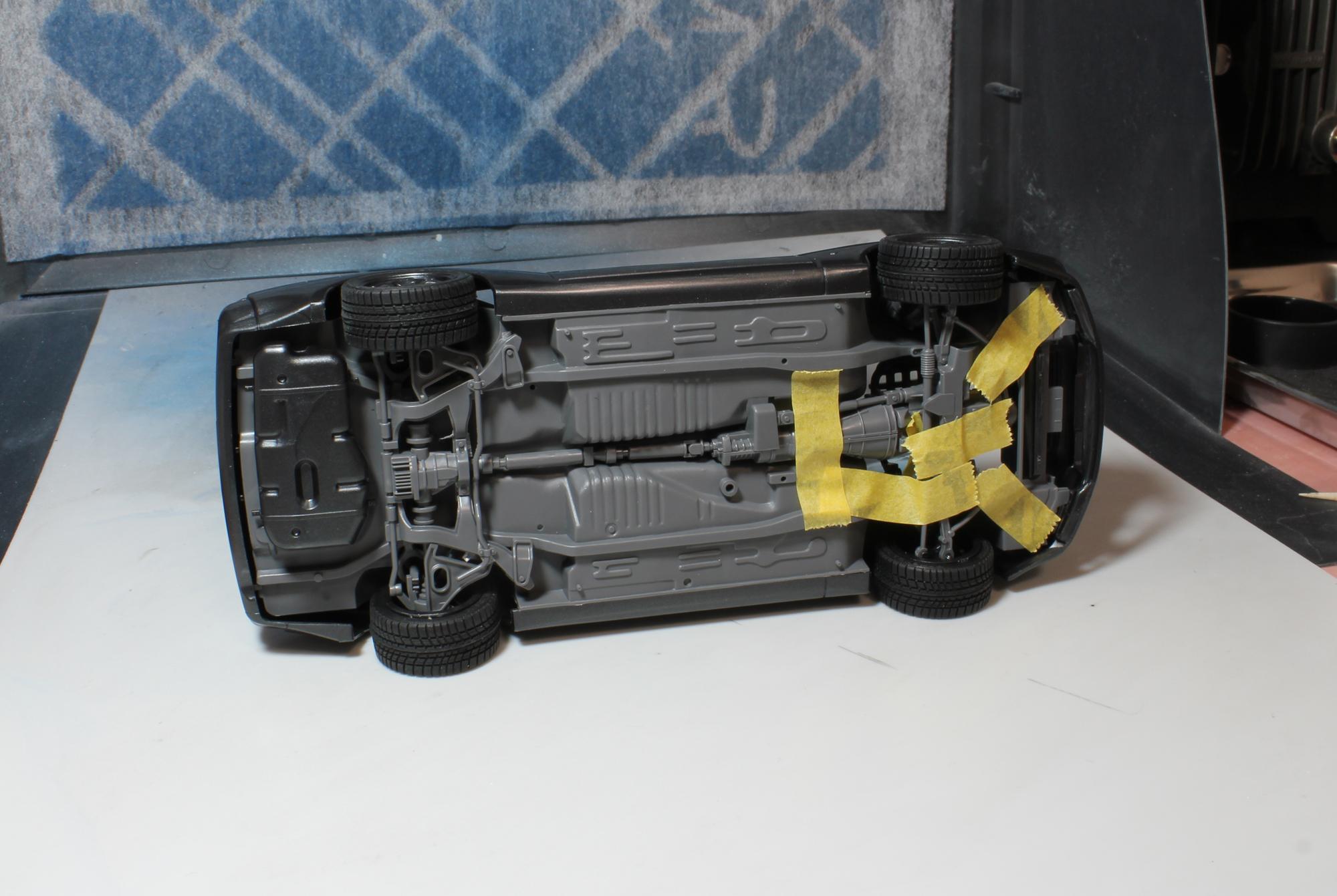 R32仮組み2