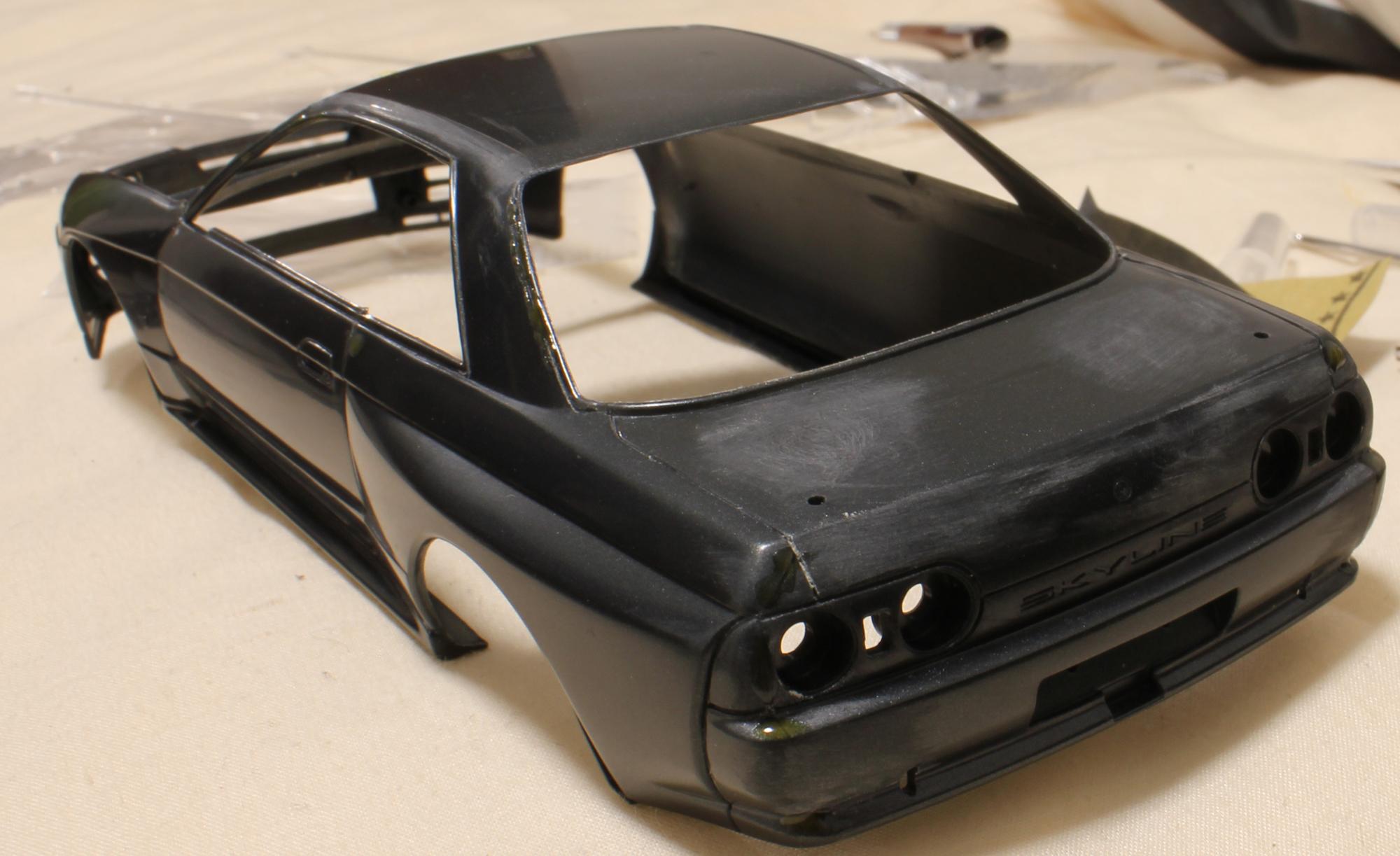 R32ボディー整え