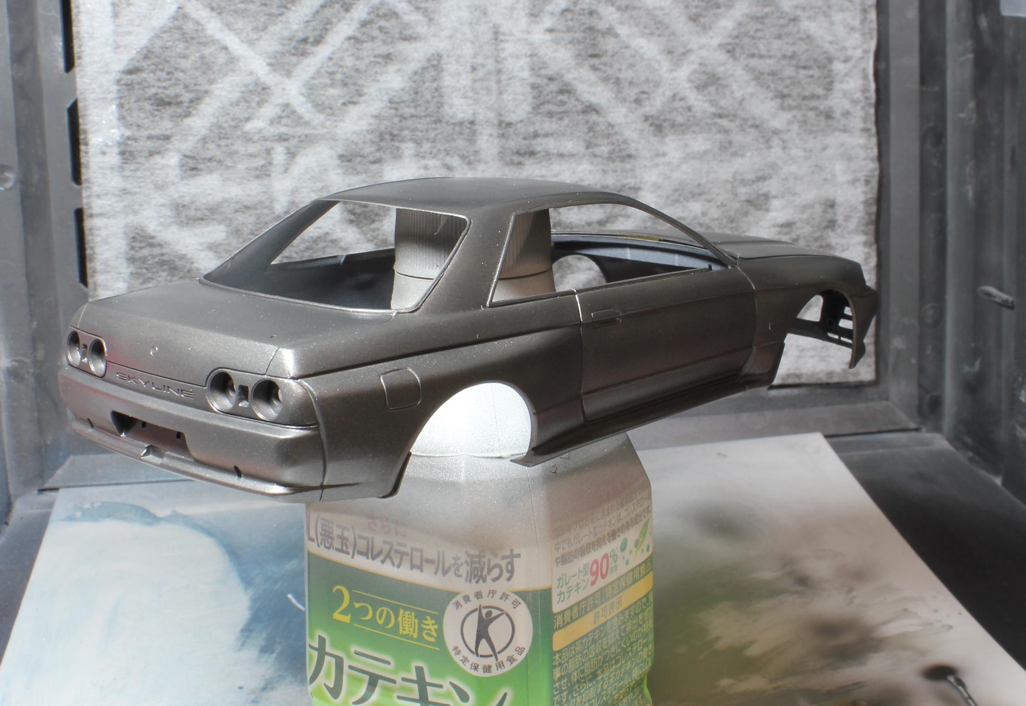 R32ボディ塗装2