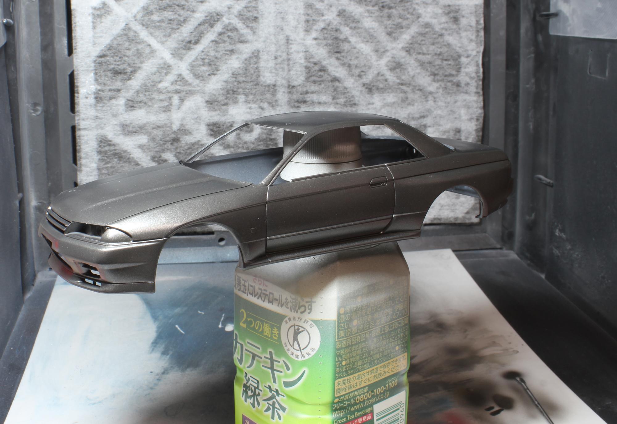 R32ボディ塗装1