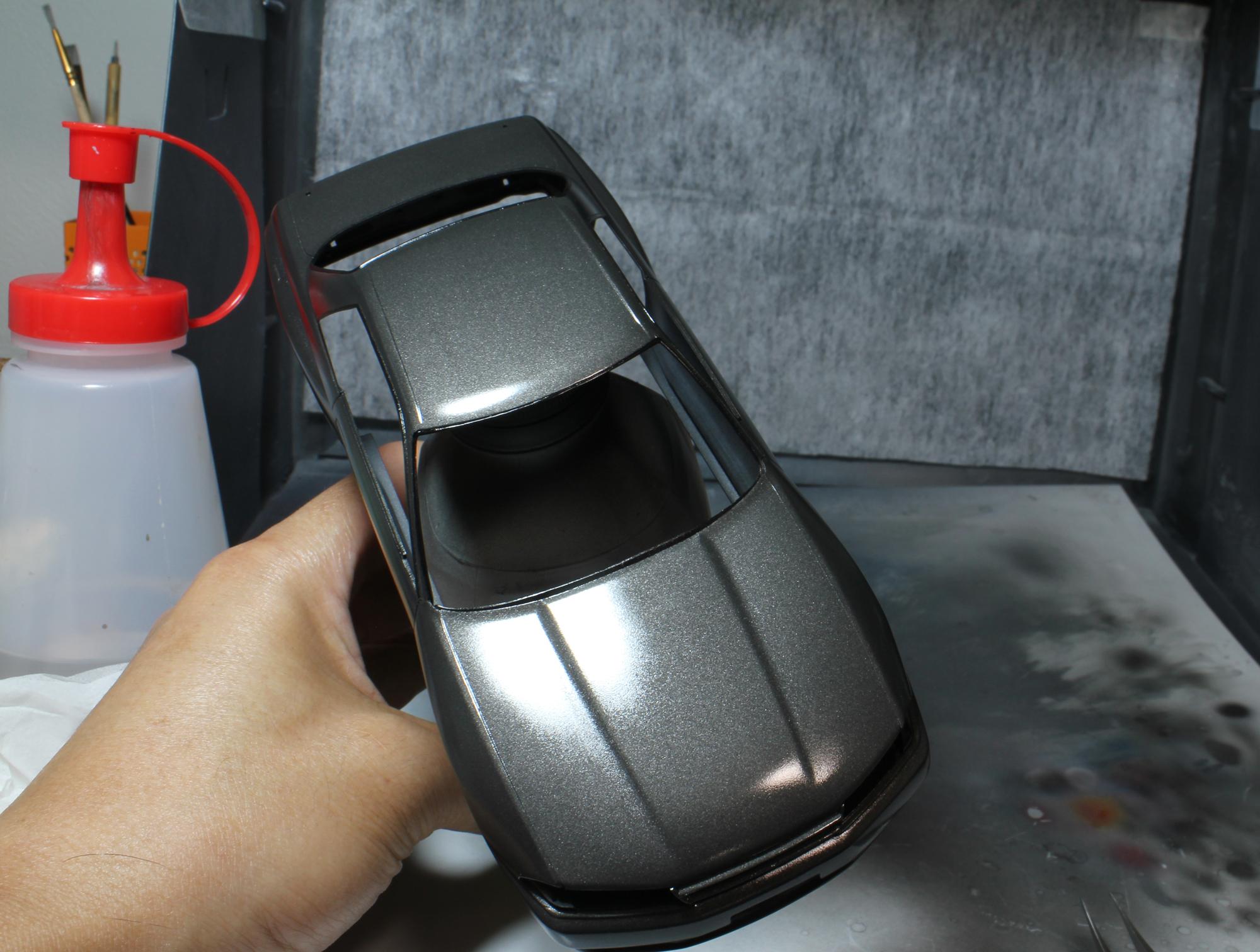 R32クリア塗装2