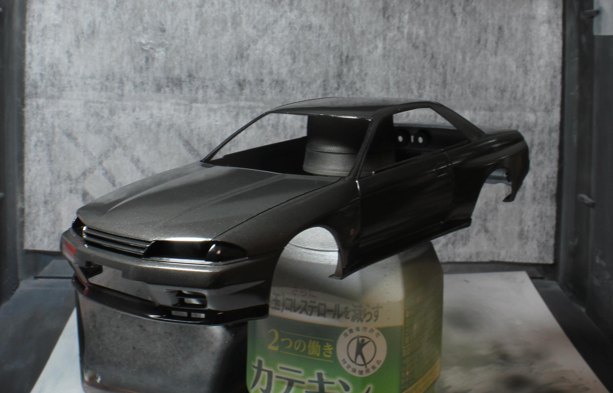 R32クリア塗装再2