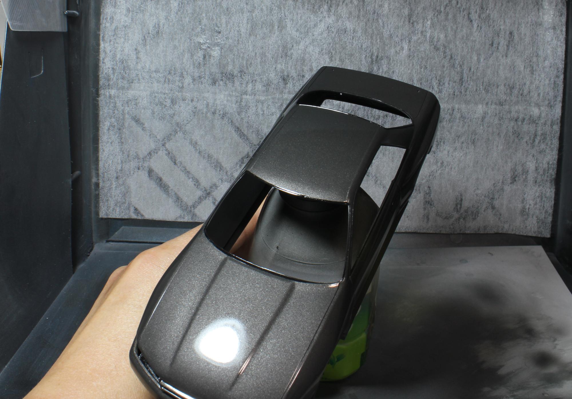 R32クリア塗装再3