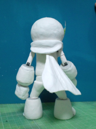 ブログ用サイアーク骨格粘土付け006