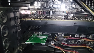 PCIE取り付け4