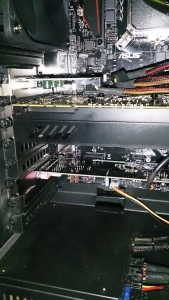 PCIE取り付け3