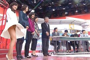 【放送事故】番組中に起こった女子アナのパンチラ、胸チラ集大成(゚∀゚)ノ