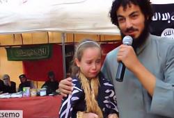 イスラム国に2万円で売  り飛ばされる少女をご覧下さい…(画像あり)