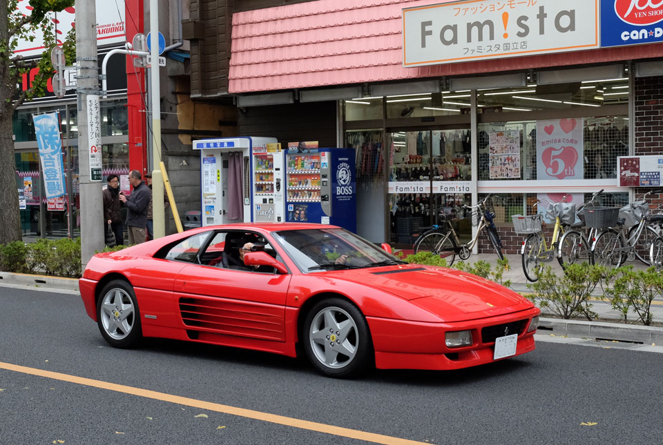 0357 フェラーリ 348GTB 960×645