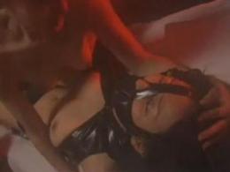 【濡れ場】杉本彩 乳首を舐められ美乳を擦り合わせるレズシーン