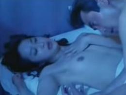 【濡れ場】高島礼子 ガチで挿入してるかのようなエロすぎる正常位での濡れ場動画