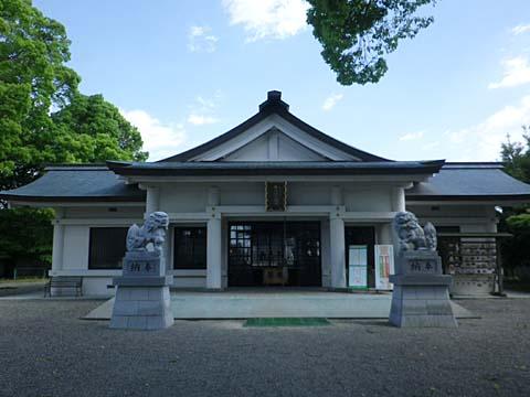 都波岐神社②