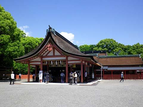 津島神社③