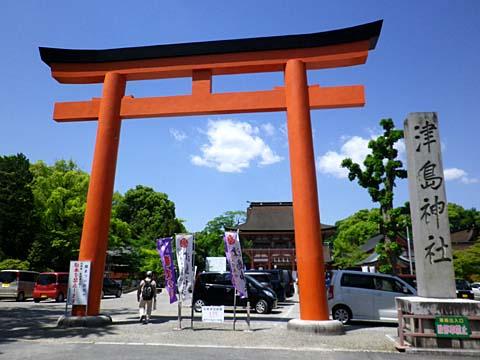 津島神社①