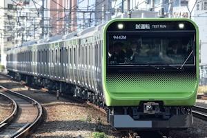 E235系車両