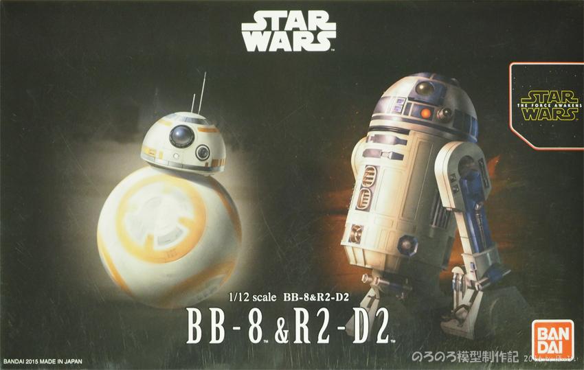 パッケージ(R2-D2)
