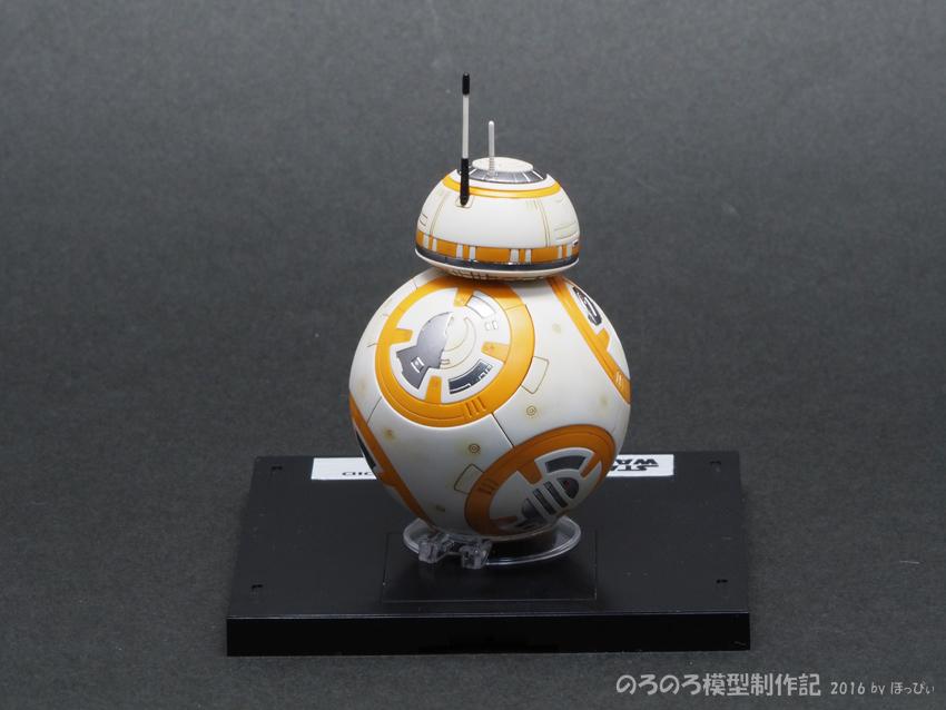 BB-8 プラモデル7