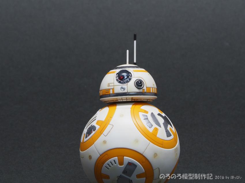 BB-8 プラモデル2