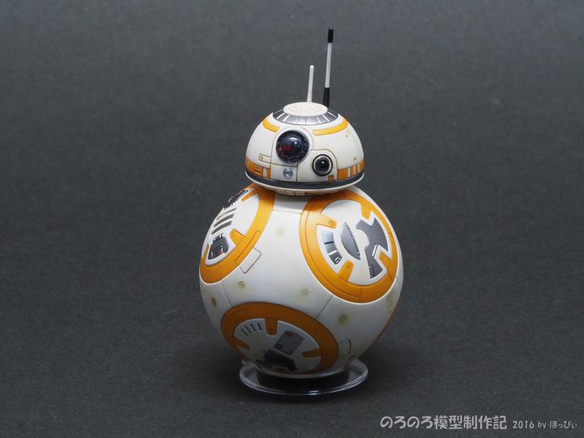 BB-8 プラモデル9