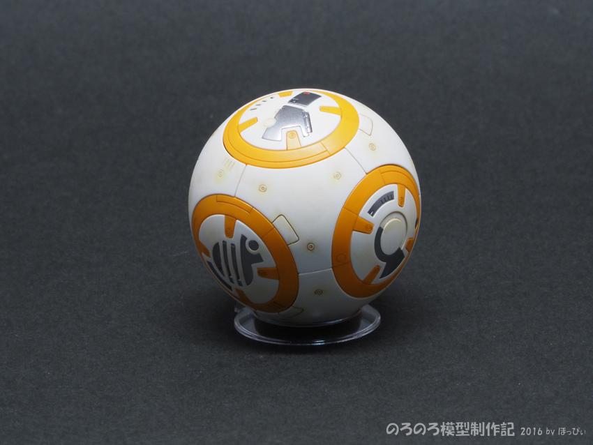 BB-8 プラモデル5
