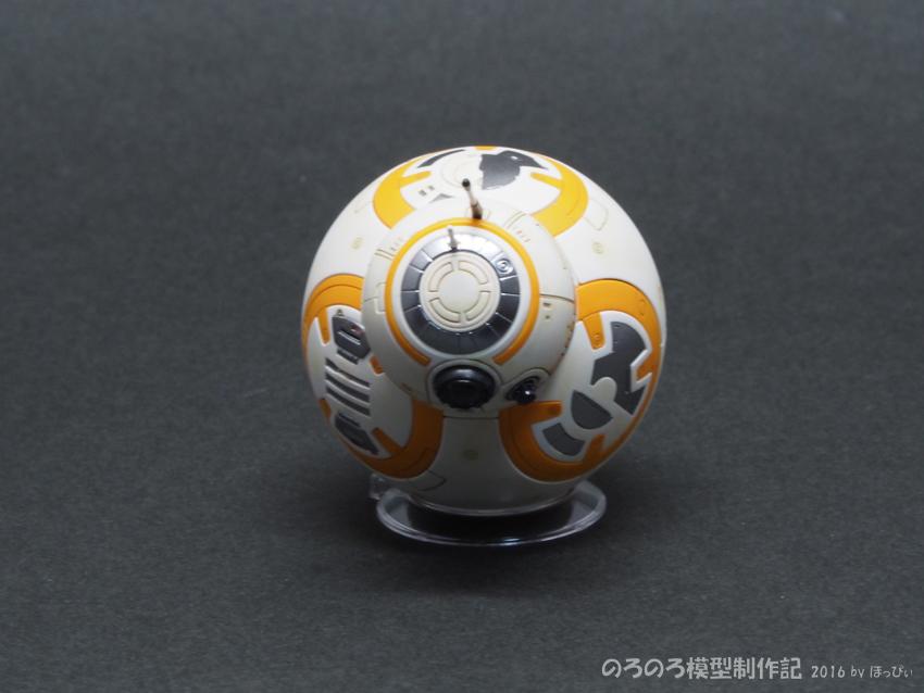 BB-8 プラモデル4