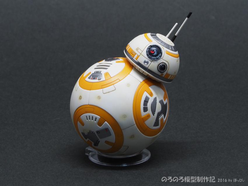 BB-8 プラモデル3