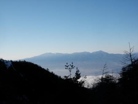 151209黒斑山~仙人岳 (1)s