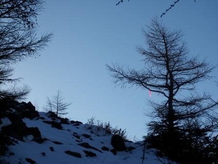 151209黒斑山~仙人岳 (2)s