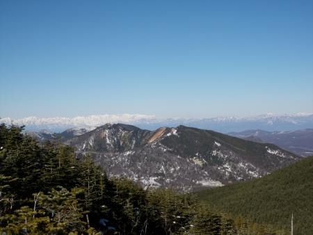 151209黒斑山~仙人岳 (10)s