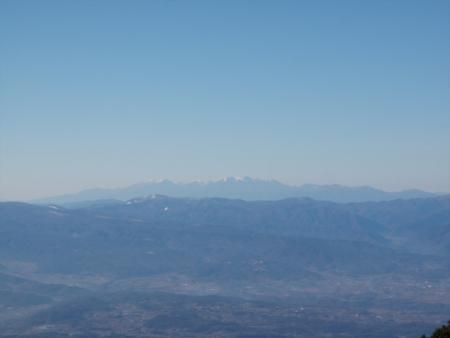 151209黒斑山~仙人岳 (15)s
