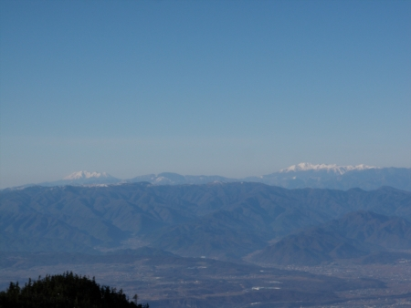 151209黒斑山~仙人岳 (16)s