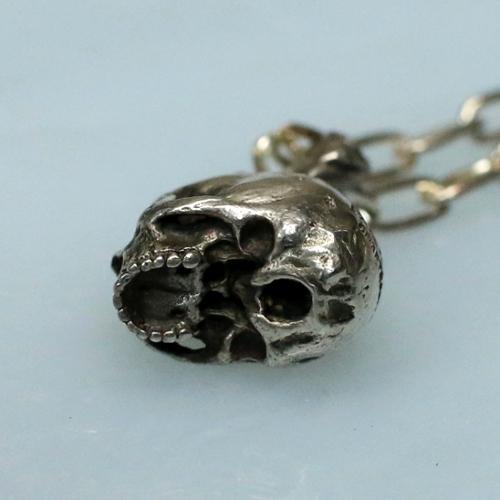 パンタレイ panta スカル 髑髏 骸骨 skull シルバー
