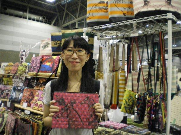 クリエイティブマーケット 2016 名古屋 クリマ hellbent lab.