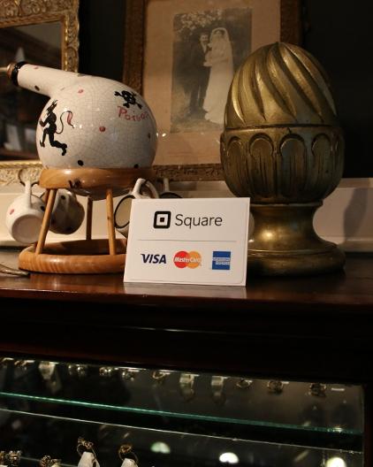 panta パンタレイ スクエア Square 決済端末 クレジット カード