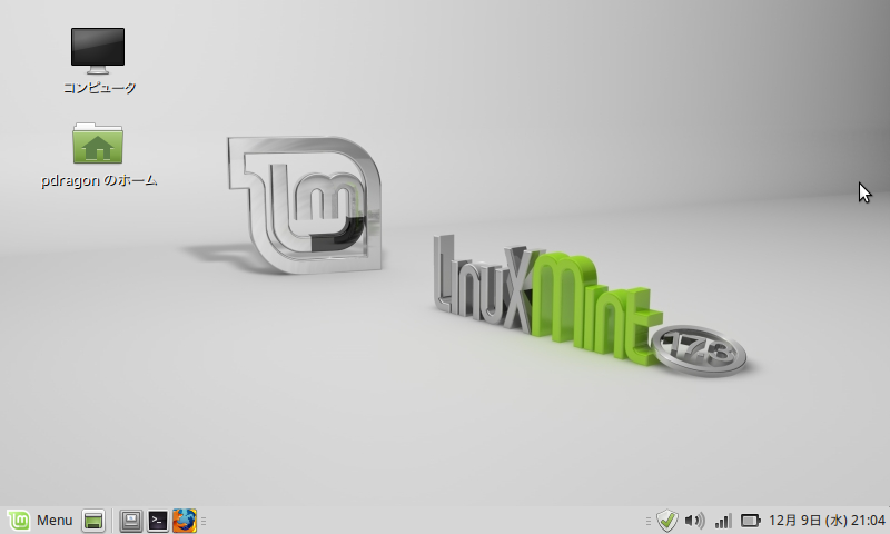 Linux Mint Mate i386