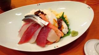 ちゅう心 海鮮丼