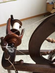 サフォーク紡ぎ