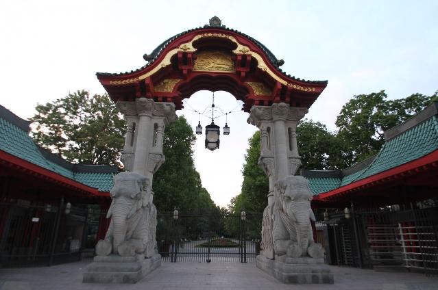 ベルリン動物園1