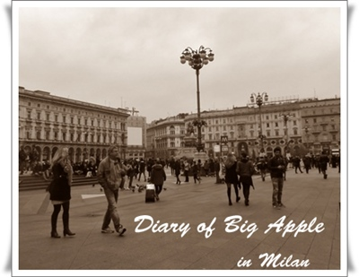 Milan広場