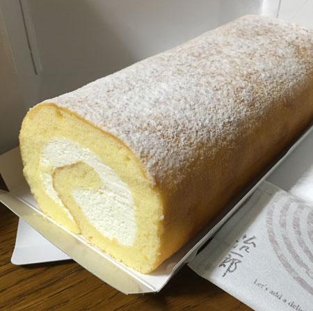 冶一郎ロールケーキ