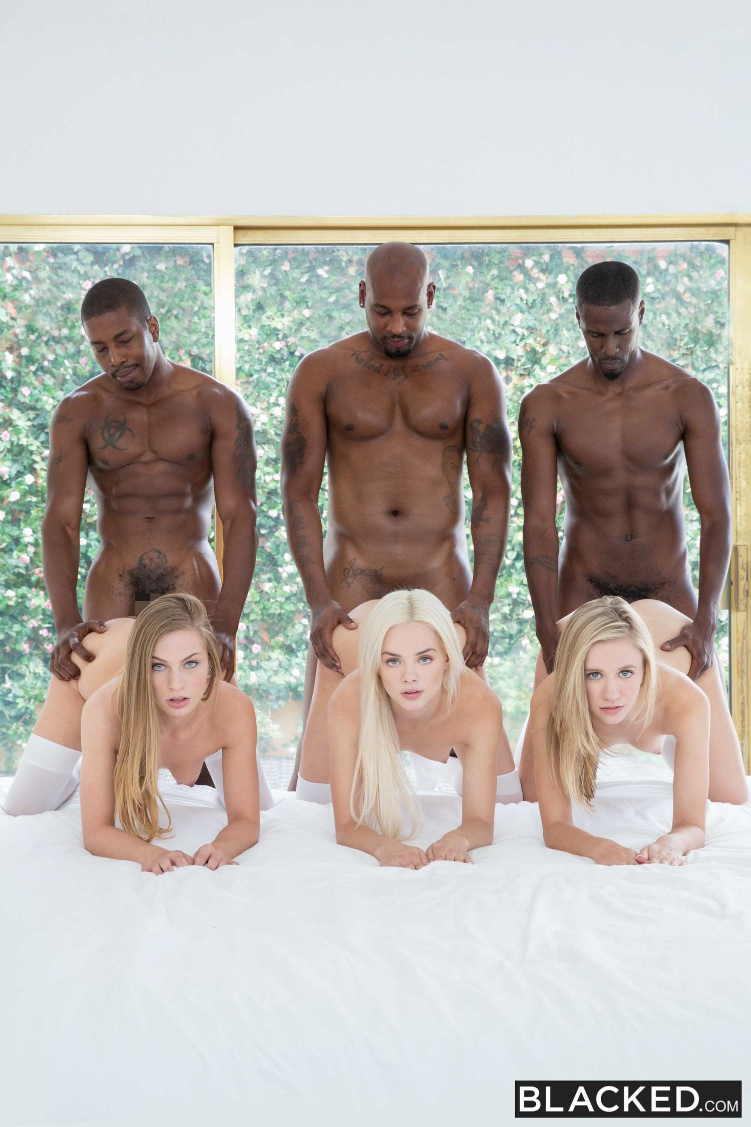 BLACKED - Sydney Cole, Elsa Jean, Rachel James 01