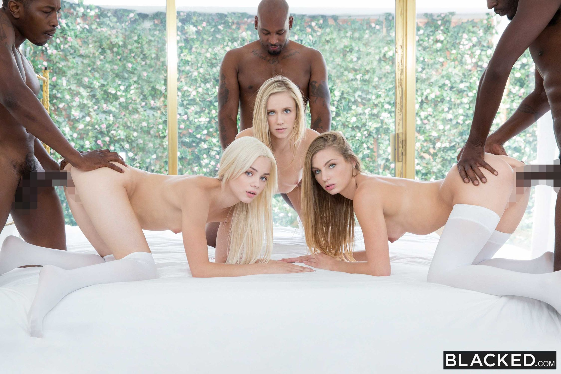 BLACKED - Sydney Cole, Elsa Jean, Rachel James 02