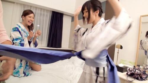 花火大会ナンパ 01 in 横浜 -  ひびき 24歳 医療事務 なな 28歳 医療事務 05