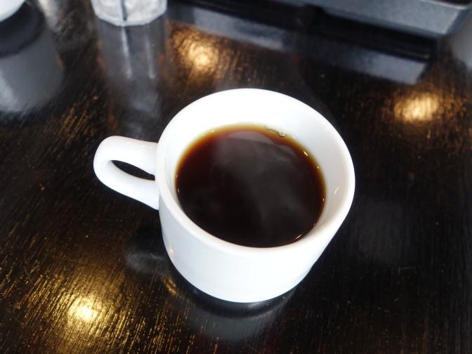 コーヒー(無料!)