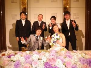 若狹君結婚式20160409_1